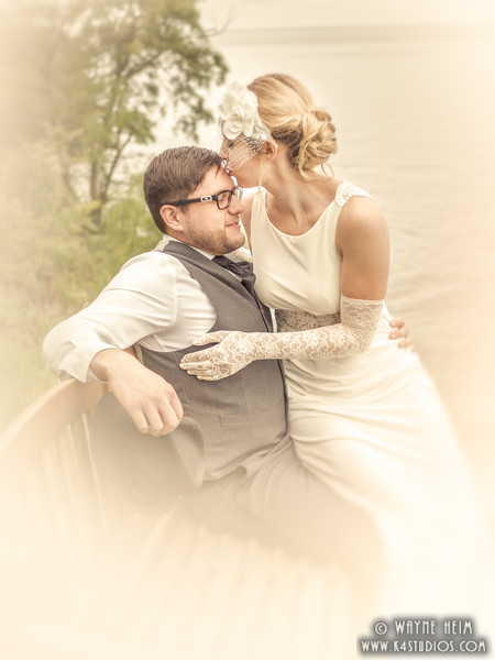 Loving Couple   Photography by Wayne Heim