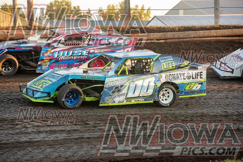 Worthington Speedway - 8 - 21 - 21