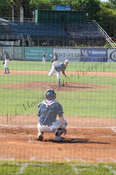 2017 USCAA Baseball PSU Dubois v Cleary