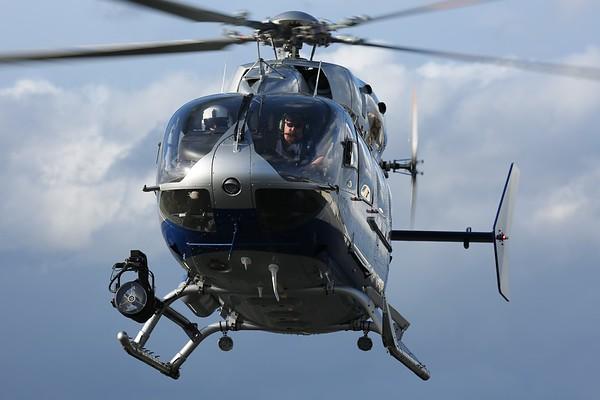 Virginia Department of State Police 2010 Eurocopter Deutschland GMBH MBB-BK 117 C-2, Richmond, 21Dec18