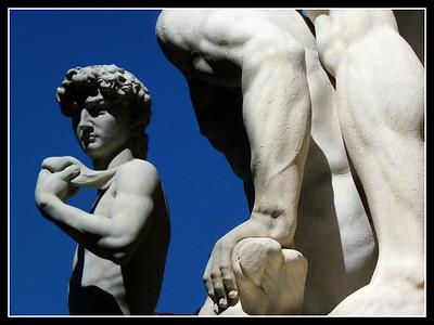 Florence - Piazza della Signoria and Palazzo Vecchio