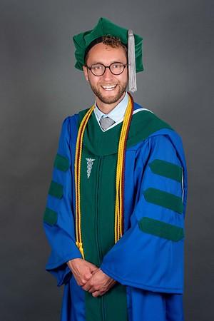 Headshot - Ryan Salemme Graduation