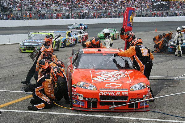NASCAR Action Photos (up to 2009)