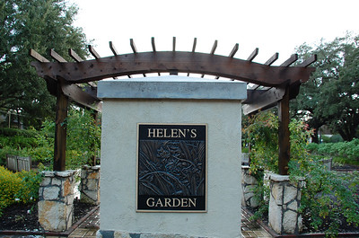 October 7, 2007 - Helen's Garden in Old League City