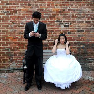 Tee & Fon's After Wedding Portraits