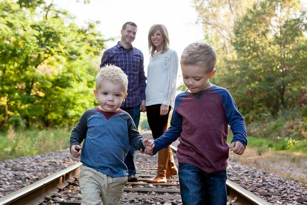 Frieler Family - Fall 2015