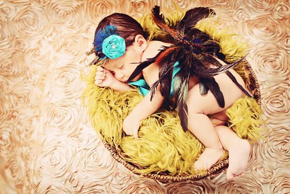 Baby Mylee Vasquez