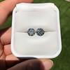 4.08ctw Old European Cut Diamond Pair, GIA I VS2, I SI1 71