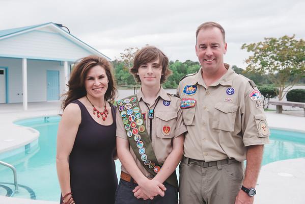 Schoolfield Eagle Ceremony 2