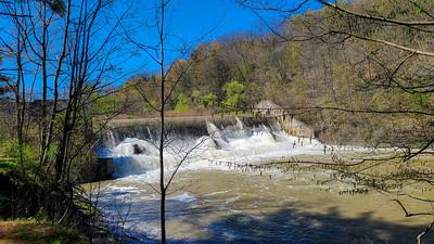 Waterfalls of WNY - Scoby Hill Dam