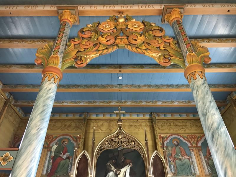Ulvik Wooden Church