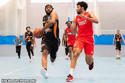 Worthing Thunder 85-82 Barking Abbey (£2.49 Single Download. Prints from £3.50)