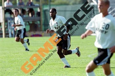 2001-2002 Men's Soccer