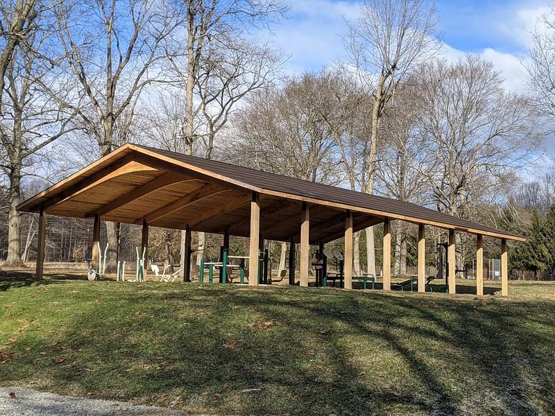Exercise Pavilion at Conemaugh Dam