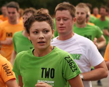 London Run October 2006