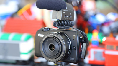 Canon EOS M Video Test