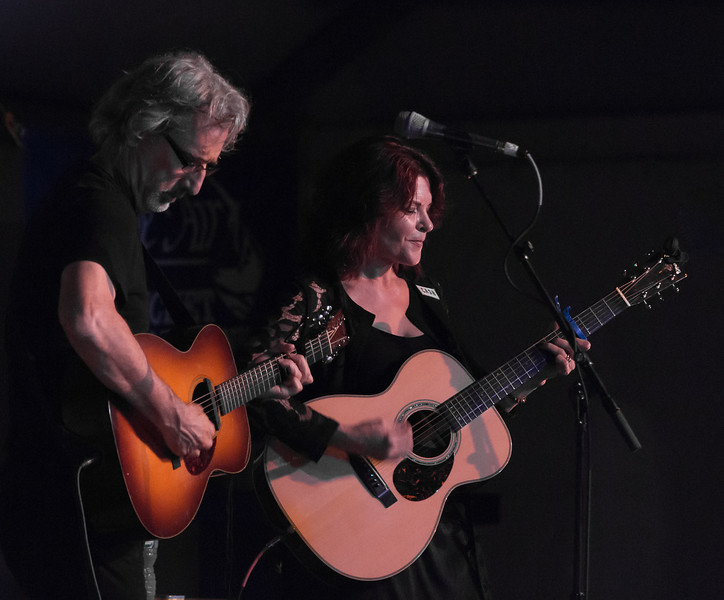 John Leventhal and Roseanne Cash