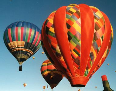 2005 Albuquerque Balloons