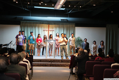 Taiwan Mission sent off 2011