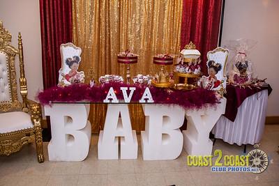 AVA Baby Shower