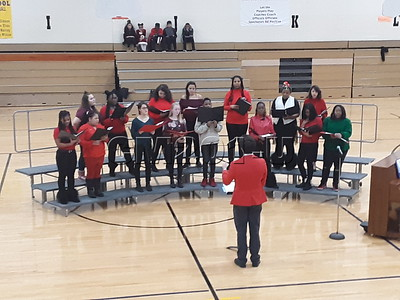 Band and Choir Concert 12.12.19
