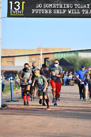 2020 Honor the Brave 5K Chandler