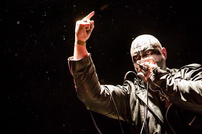 Enthroned, Blastfest 2014