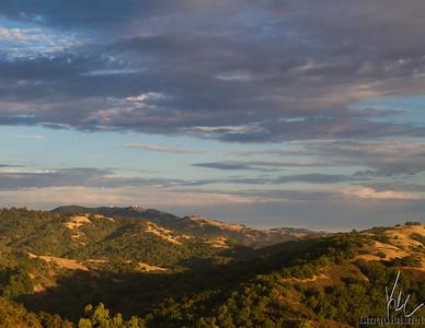 2010-10-01 Sunset on Sierra