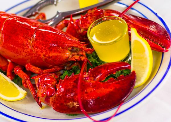 2018 December Rudee Lobster