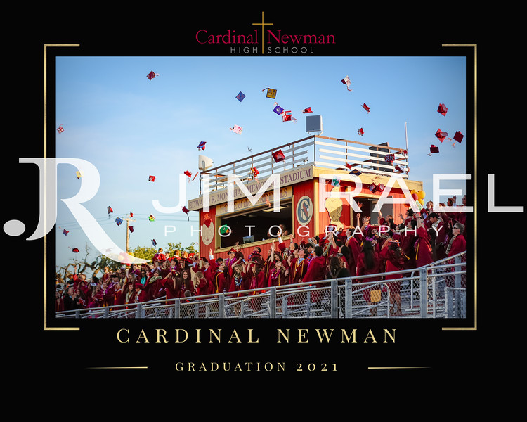 Cardinal Newman Graduation Galleries
