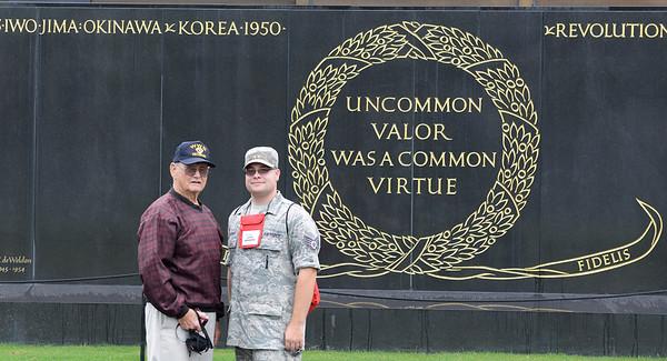F09 - The Marine Corps Memorial
