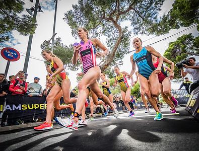 Women's Triple Mix Mallorca 2018 Day 1