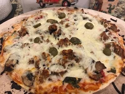 2019 05-31 Keto Pizza