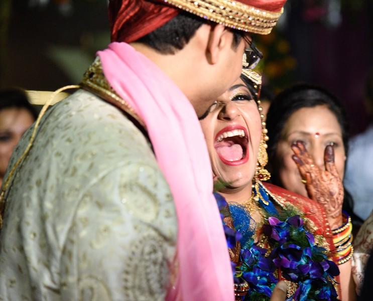 happy bride at her vidaai - wedding photo.jpg