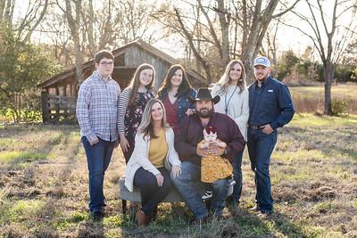 Savell, Patterson, & Ferguson family