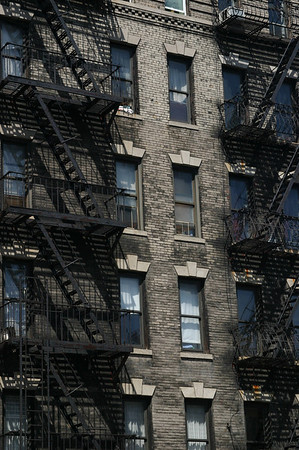 World Fire Escapes Series