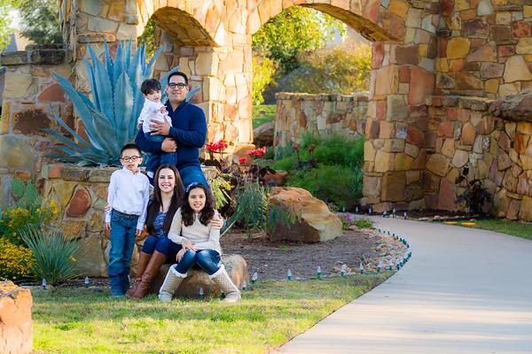 Eddie, Erika and Family