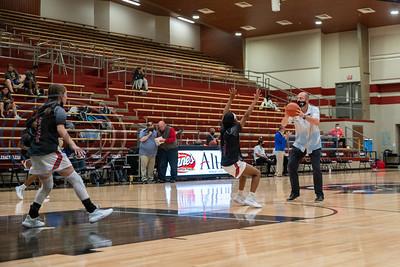 Tyler Legacy High School Women's Basketball vs Jacksonville High School by Michel Alfaro