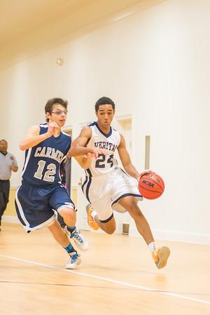 Varsity Boys vs Carmel 12/2/2014
