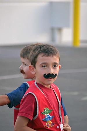 Moustache Night!