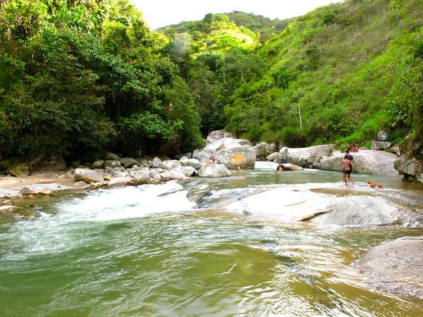 Around Yolombó