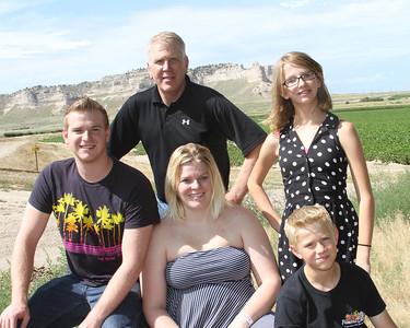 Randy Henry Family