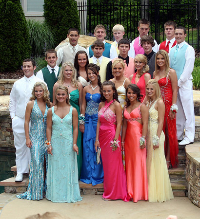May '08: Mill Creek Prom Group-O-Kids