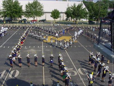 M v Notre Dame - 09/13/2003