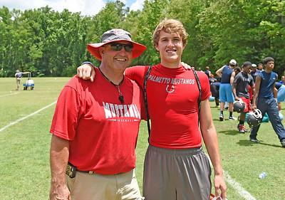 Coach Doug Shaw