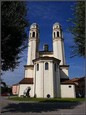 Este (Padova): Duomo di Santa Tecla e Chiesa di Santa Maria della Salute