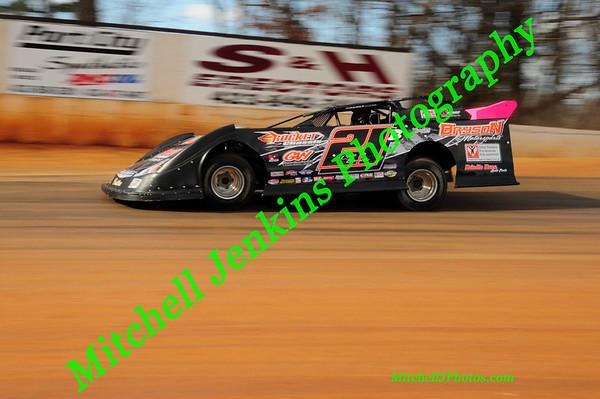 Boyd's Speedway 1/28/12