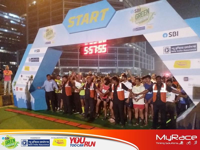 SBI Green Marathon 2018, Bangalore