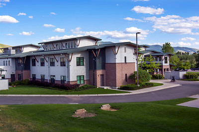 Missoula County Pre-Release Apartments