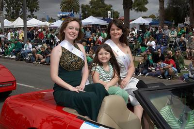 2010 San Diego Saint Patrick's Day Parade